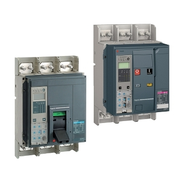 Switches with free tripping 100 to 630A