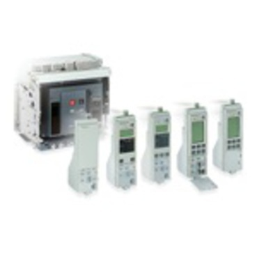 Micrologic control units for Masterpact range