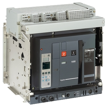 Circuit-Breakers from 800 to 6300A. Masterpact NW is a compact circuit-breakers, ideal for where space is limited -  ACB