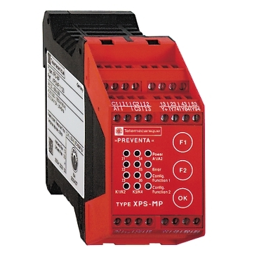 Safety controller modules Preventa XPS MP