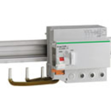 Vigi C120 - Din rail add on residual current device, 3 poles
