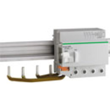 Vigi C120 - Din rail add on residual current device, 4 poles