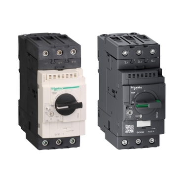 Thermal-magnetic and magnetic motor circuit-breakers up to 80 A and 45 kW