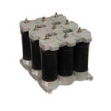 Varplus², Assembly of three capacitors