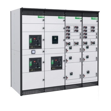 Power distribution and motor control switchboard up to 7300A