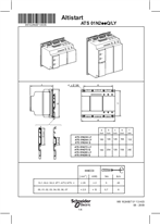 Instruction Sheet - ATS01N2...Q/LY