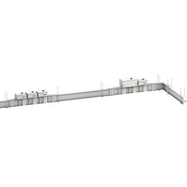 Busbar trunking for high power distribution 5000A