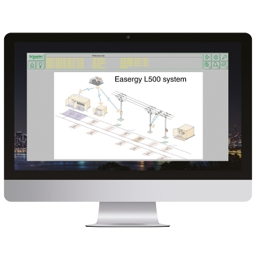 Easergy Range Dedicated Remote Control System