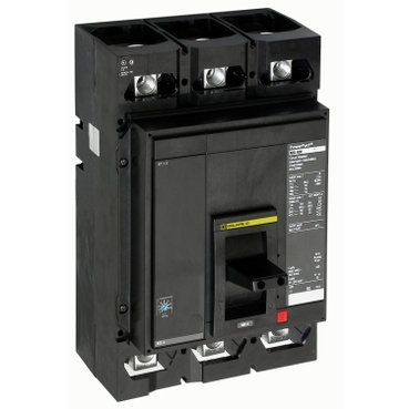 PowerPact M-Frame Molded Case Circuit Breakers