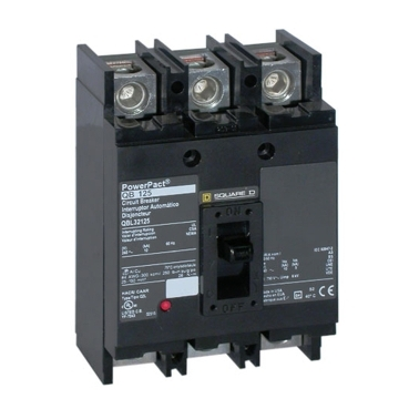 PowerPact Q-Frame Molded Case Circuit Breakers