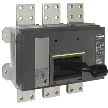 PowerPact R-Frame Molded Case Circuit Breakers