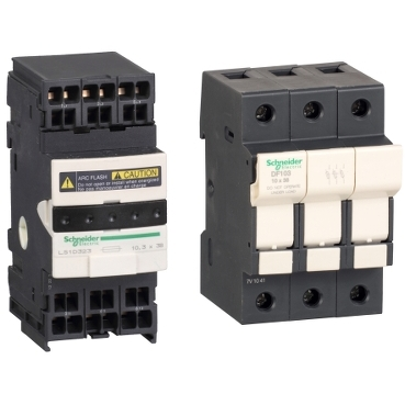 Fuse carriers from 0.5 A to 125 A, up to 690 V