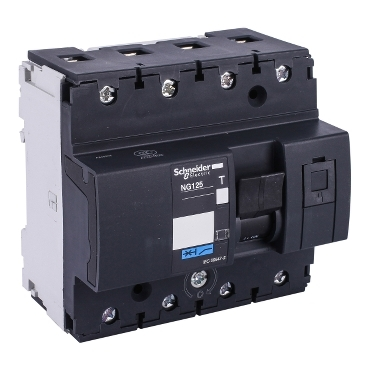 High performance miniature circuit-breakers