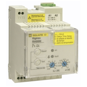Vigirex Ground-fault Relay System