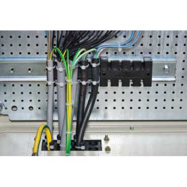 Cable management accessories / Telequick System