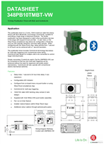 Image of PDL348PB10TMBT ICONIC Pushbutton 10A time Datasheet