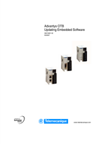 Advantys OTB Updating Embedded Software