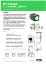 Technical Data Sheet for 41E300PBUD2SM-VW ICONICUniversal Push Button Dimmer with ControlLink
