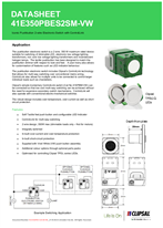 Technical Data Sheet 41E350PBES2SM-VW ICONIC Electronic Switch with ControlLink
