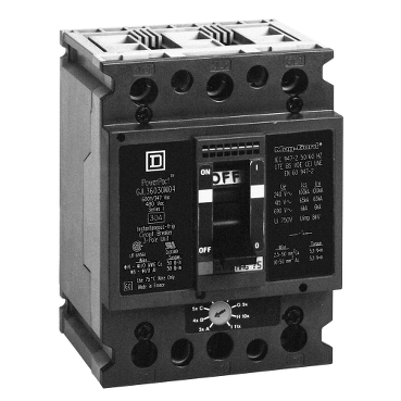 GJL Mag-Gard Molded Case Circuit Breakers