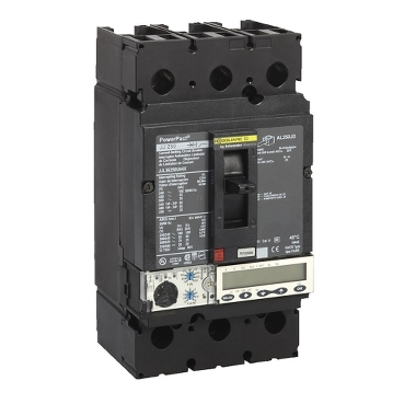 PowerPact J-Frame Molded Case Circuit Breakers