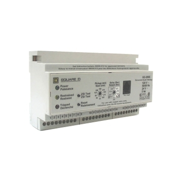 GC-200 Ground-fault Relay System