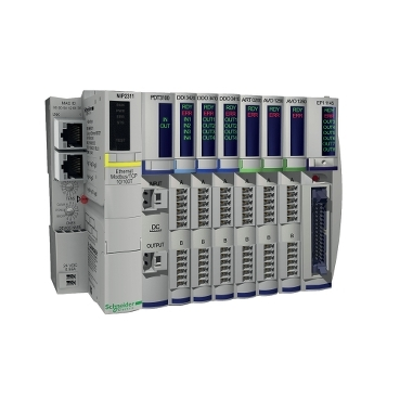 IP20 modular distributed I/O