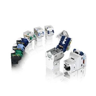 Actassi S-One RJ45 connectors