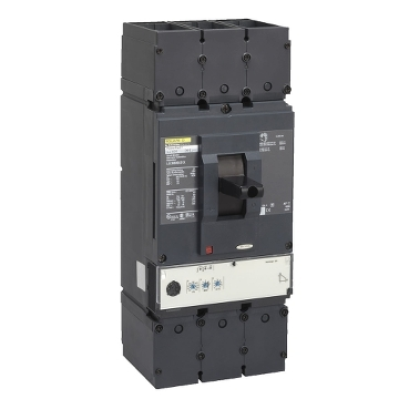 PowerPact L-Frame Molded Case Circuit Breakers
