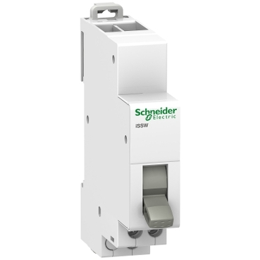 Acti 9 iSSW DIN rail linear control switches designed to provide enhanced protection as well as the opening and closing of circuits under load
