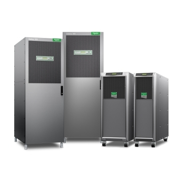 10-80kVA compact 3-phase power protection with scalable runtime for small data centers and other business critical applications