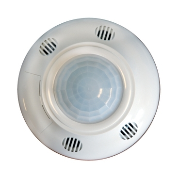 Ceiling Mount -  360 Degree Dual Technology Occupancy Sensor