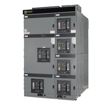 Power-Zone® 4 Arc Resistant Switchgear