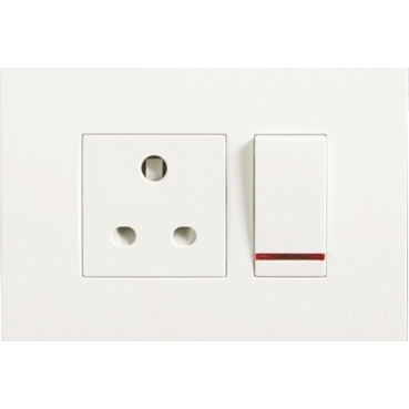 Satin finish switches & Sockets