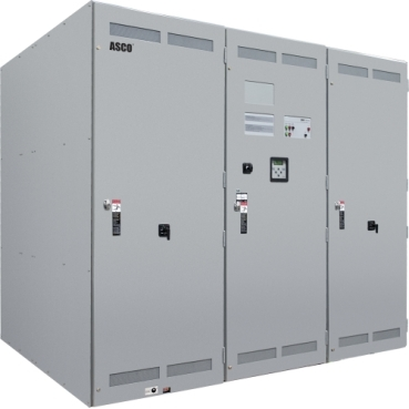 ASCO 7000 SERIES Medium Voltage Transfer Switch