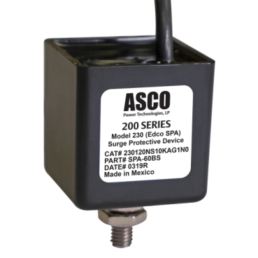 ASCO Model 230 (Edco SPA-60B Series) Surge Protective Device