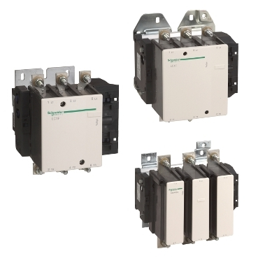 Magnetic latching contactors