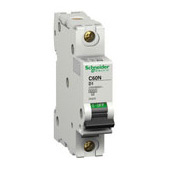 Miniature circuit-breaker for DC - Protection of photovoltaic installations