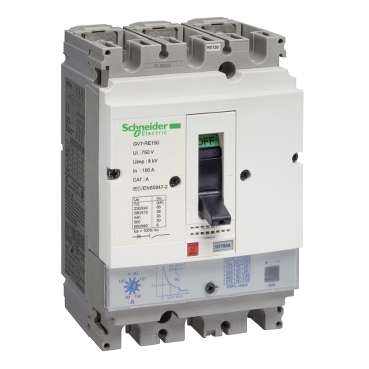 Thermal magnetic motor circuit breakers up to 110 kW
