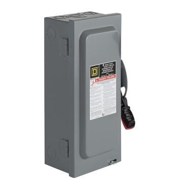 Heavy Duty Safety Switches