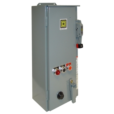 NEMA Fusible Disconnect Switch Combination Starters