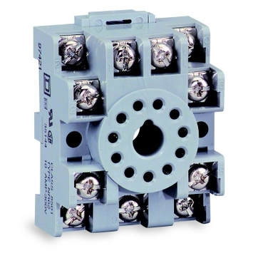 Square D 8501 Type NR Sockets