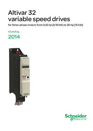 Altivar 32 Variable Speed Drives Catalog