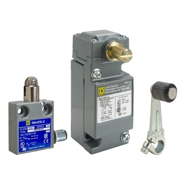 Limit switches NEMA Square D™ 9007, L100/300