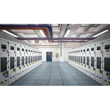 P-AIS MV Switchgear withdrawable CB up to 17.5 kV 4000A