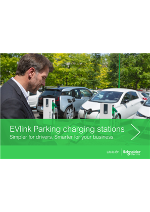 Ebrochure: EVlink Parking Evolution Fleet and parking _ 998-19591319_GMA-GB