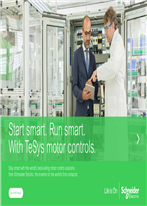 Start Smart Run Smart with TeSys (e-brochure)