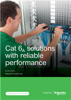 Actassi Network Connectivity - Cat 6A solutions with reliable performance