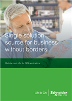 Multistandard offer for OEM applications- single solution source for business without borders
