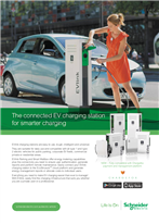 The connected EV charging station for smarter charging